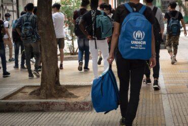 Un groupe de 21 adolescents non accompagnés arrive au Portugal depuis des camps de réfugiés grecs