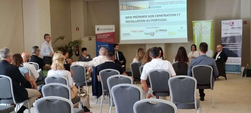 Vivre Le Portugal et le Forum de I'Investissement et de L'Immobilier au Portugal