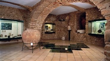 Réouverture du Musée d'archéologie de Loulé
