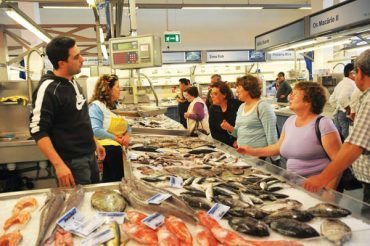 Les saveurs de l'Algarve: Visite du Marché Municipal de Portimão