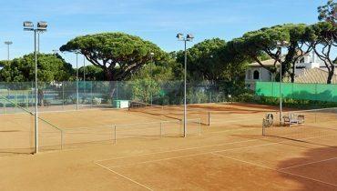Ouverture de l'Académie de Tennis Annabel Croft