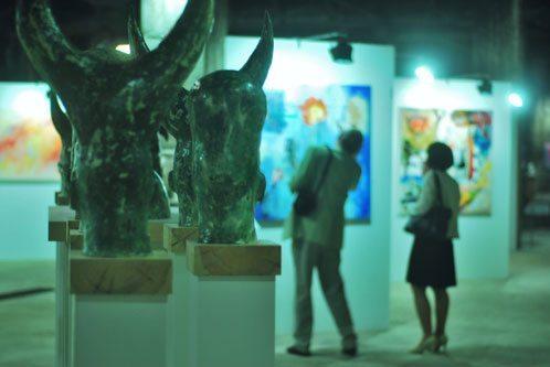 Grande exposition à la Galerie Arte Algarve pour fêter son nouveau look