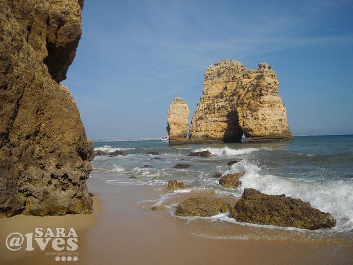 Lagos en l'Algarve