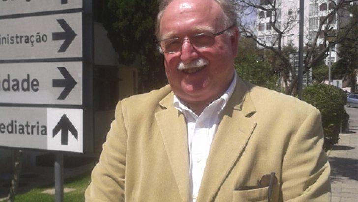 Directeur de l'hôpital de l'Algarve, Dr. Pedro Nunes