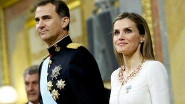 Visite du roi Philippe VI et de la reine Letizia au Portugal