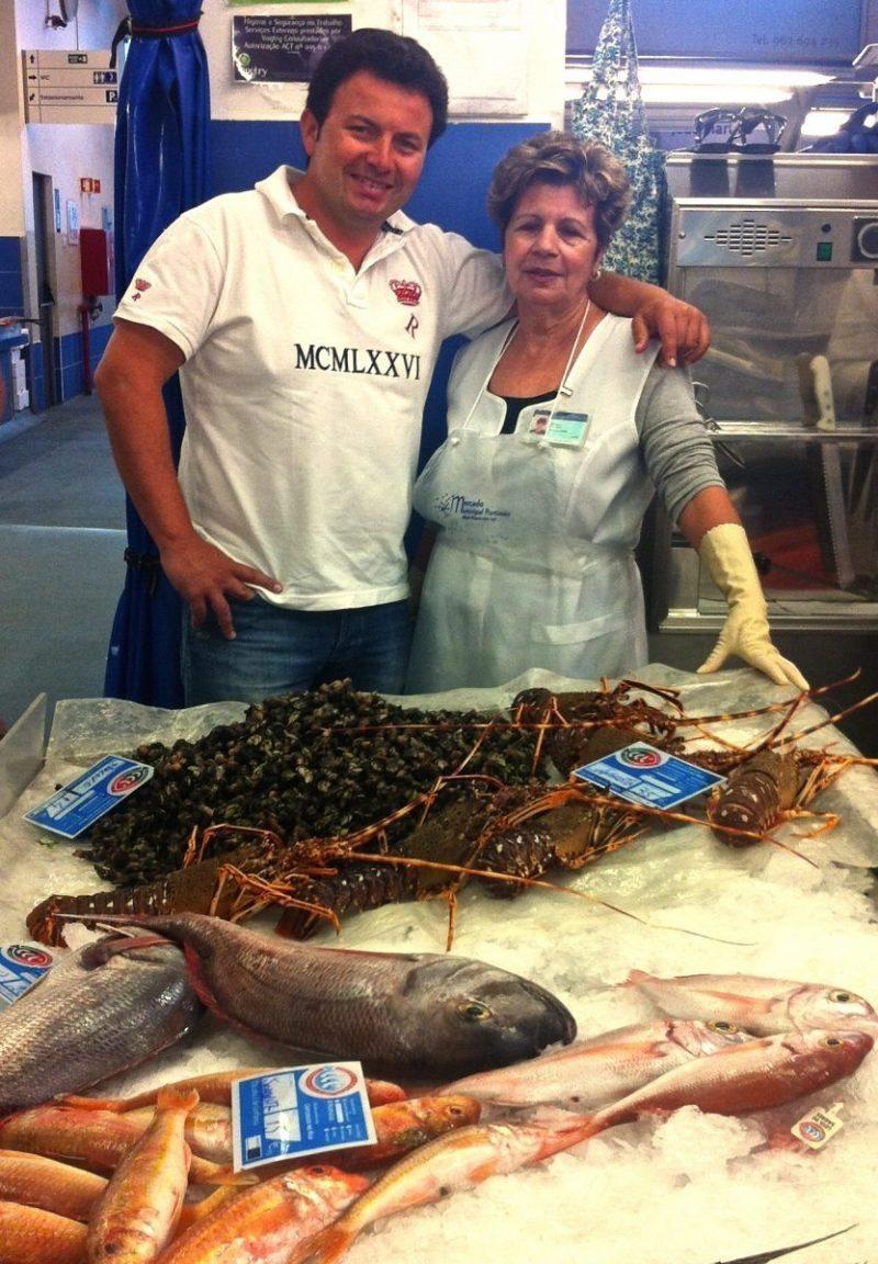 Premiers pas portugais: comment acheter du poisson et des fruits de mer?