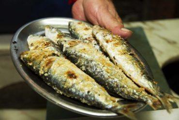 Le Festival de la sardine à Portimão