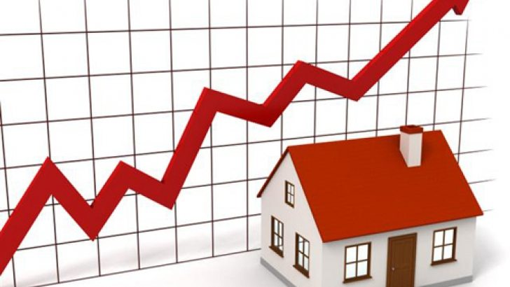 property prices increase