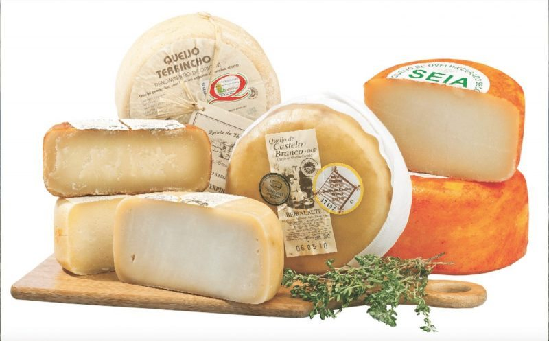 Fromages portugais