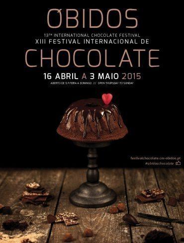 FESTIVAL INTERNACIONAL DU CHOCOLAT À ÓBIDOS