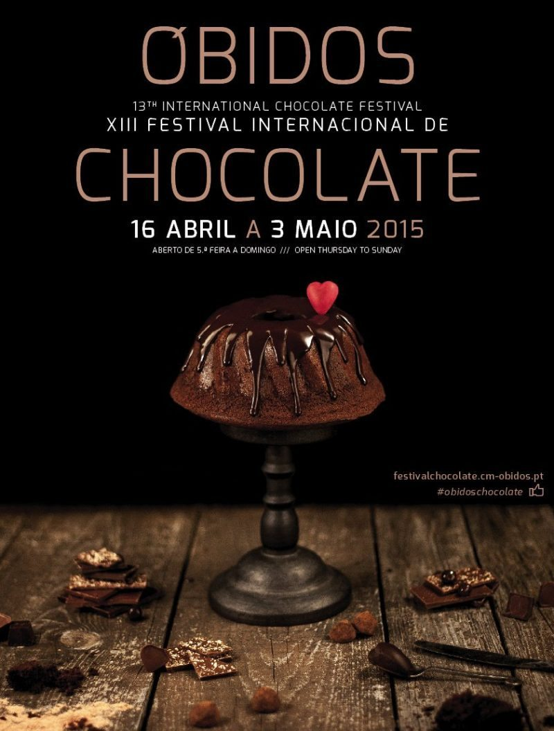 Festival de Chocolate Óbidos