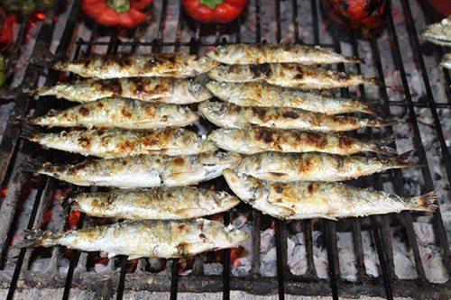 La sardine est reine à Portimão