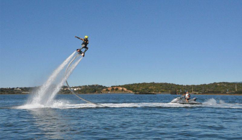 VLP6 - Flyboarding
