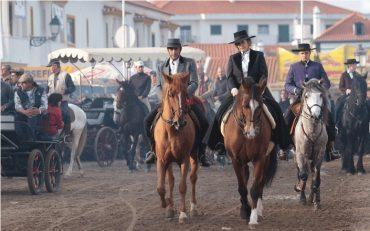 Ce weekend: La foire du cheval à Golegã