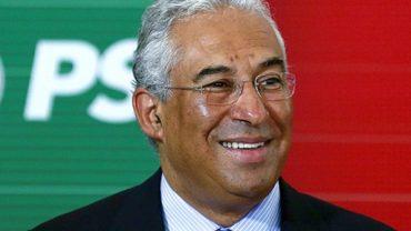 Le Socialiste António Costa nommé Premier Ministre du Portugal