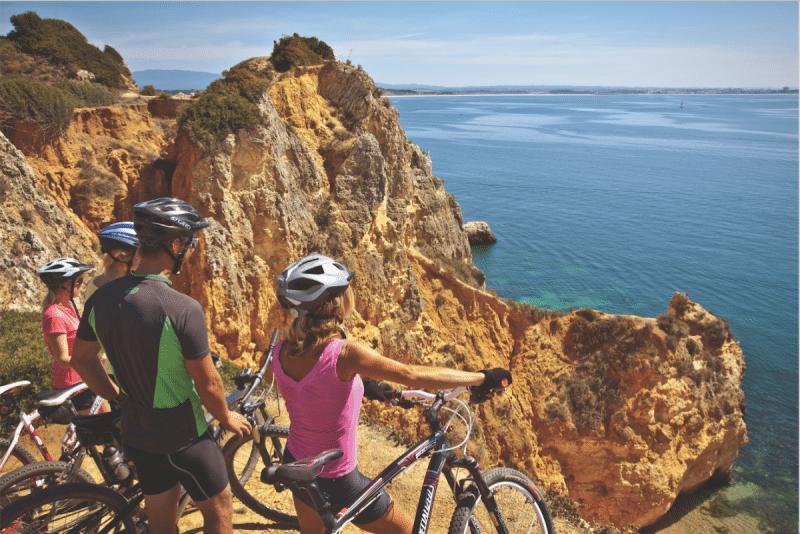 L'Algarve sur deux roues