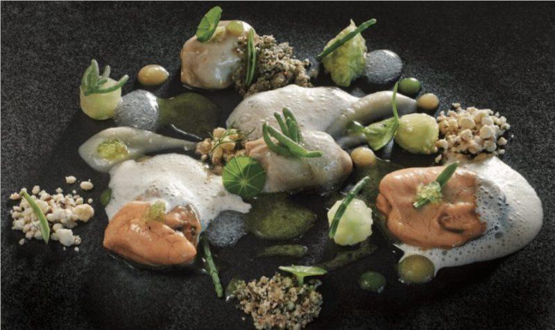 Restaurant  Etoile Michelin Algarve
