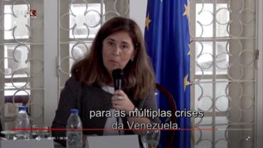 Un diplomate portugais à la tête d'une délégation de l'UE à Cuba