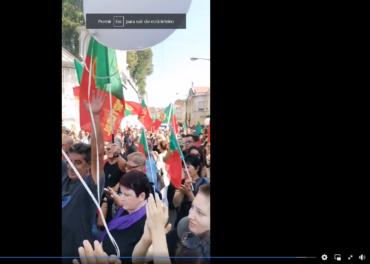 « Crimes contre l'humanité » : des centaines à Lisbonne soutiennent un juge « négationniste »