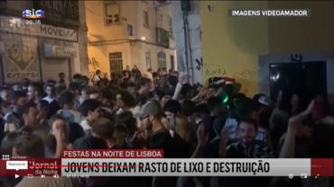 «Rouvrir les discothèques!»  Les habitants et les entreprises épuisés du Bairro Alto de Lisbonne lancent un appel