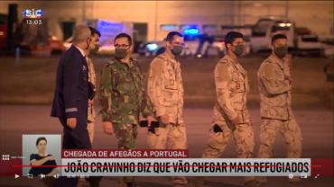Retour des militaires portugais d'Afghanistan : « objectifs pleinement atteints »