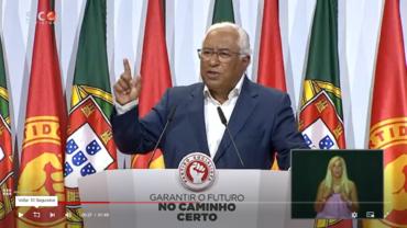 La politique « revient » : le congrès du PS à Portimão promet d'éradiquer la pauvreté alors que les partis minoritaires font campagne pour les élections municipales
