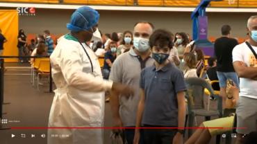« Amenez vos enfants pour la vaccination » : le vice-amiral Gouveia e Melo dans un nouvel appel