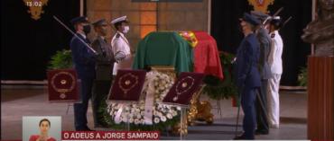 Mentir en état: les funérailles de Jorge Sampaio se dérouleront demain à Mostério dos Jerónimos