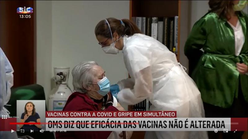 Les plus de 65 ans recevront simultanément les vaccins contre la grippe et les injections de rappel Covid
