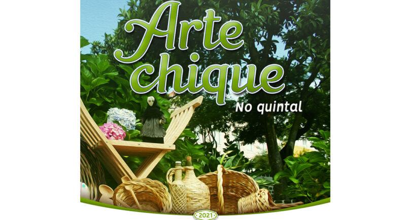 Le salon de l'artisanat de Monchique Artechique s'installe dans l'arrière-cour