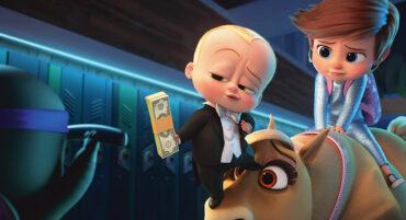 Cinéma : The Boss Baby : entreprise familiale