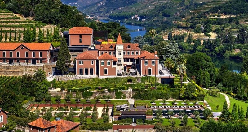 Noël et Nouvel An au Six Senses Douro Valley