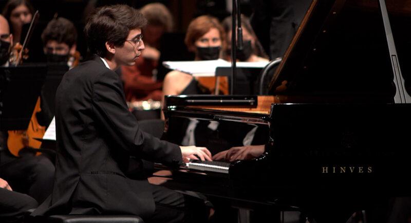 L'orchestre de l'Algarve fait des débuts réussis