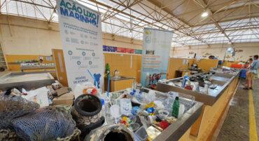 Les marchés aux poissons de l'Algarve sensibilisent aux déchets marins