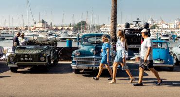 Le plus grand événement pour voitures classiques revient en Algarve ce week-end