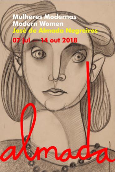 EXPOSITION : Les femmes modernes selon Almada Negreiros