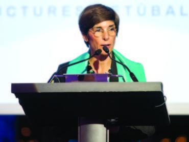 Entretien avec Florence Mangin, Ambassadrice de France au Portugal