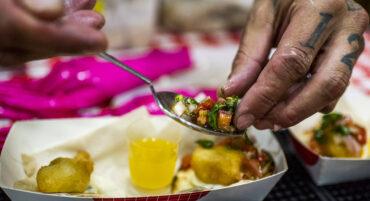 30 chefs portent la cuisine de rue vers de nouveaux sommets au festival « Arrebita » de Portimão
