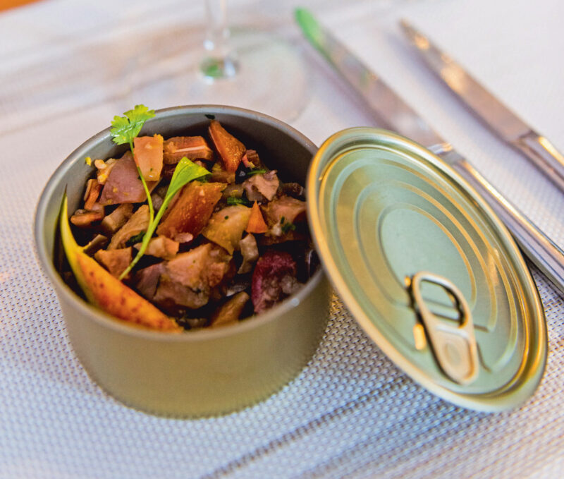 Critique de restaurant : Aurora de Vitor Veloso