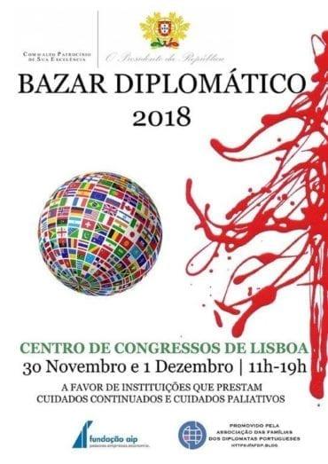 Bazar Diplomatique à Lisbonne