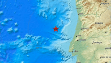 Un séisme de 4,6 sur l'échelle de Richter ressenti autour de Porto et dans le centre du pays