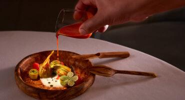 Casa Velha présente une vaisselle unique fabriquée par des artisans de Loulé