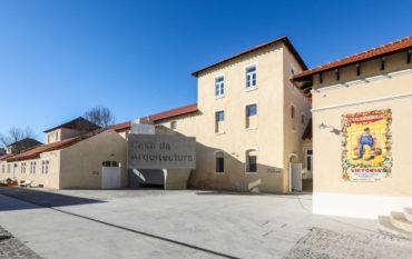 La Maison de l'Architecture ouverte au public à Matosinhos