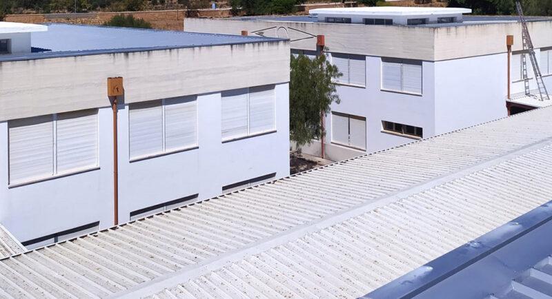 Les écoles de Lagoa sans amiante