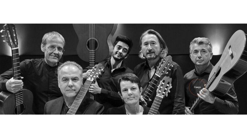 Le festival international de guitare rassemble les meilleurs guitaristes à Lagoa