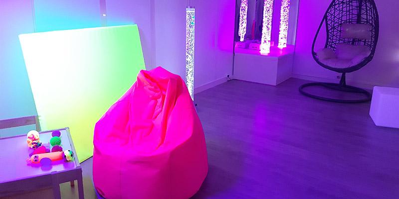 Espiral de Vontades dévoile une « salle sensorielle » à Monchique – la seule ouverte au grand public en Algarve