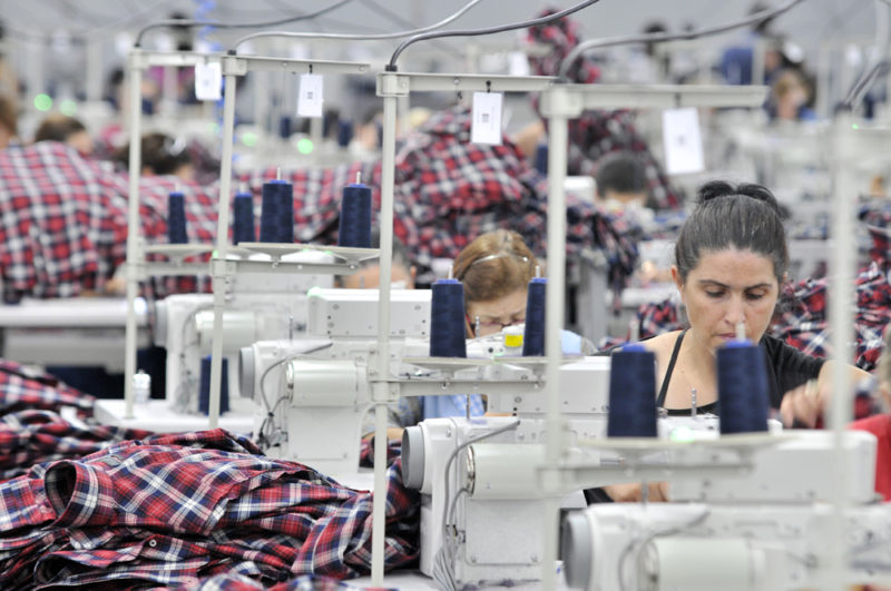 L'industrie portugaise du textile et des vêtements atteint des chiffres records