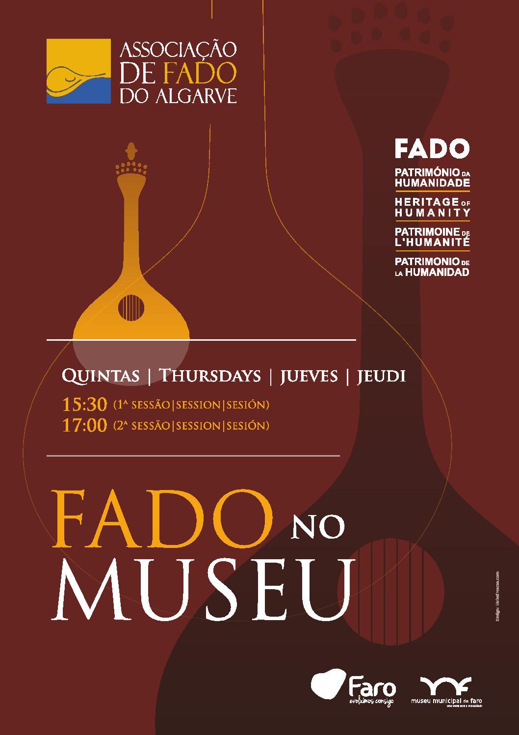 FARO: Fado no Museu (Fado au musée)