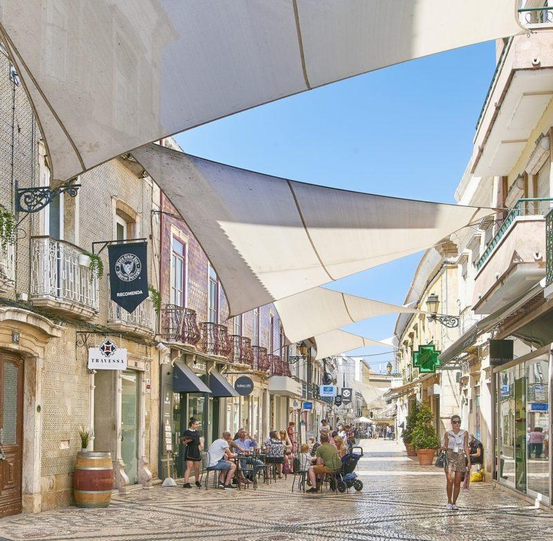 Faro, bien plus qu'un tarmac