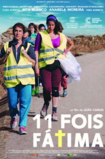 «Au-delà du pèlerinage, le film aborde la vie en communauté»